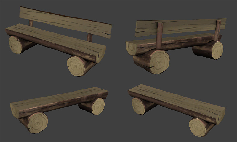 Log Bench Ideas http://forums.tf2maps.net/showthread.php?t=15625&page ...